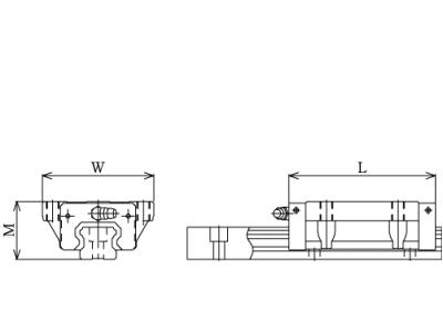 日本THK滑块 SHS20C 原装现货