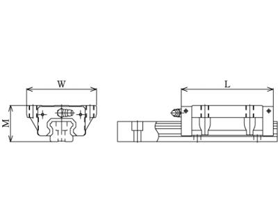 日本THK滑块SHS15C 原装现货