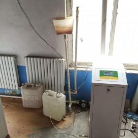 新型家用锅炉 甲醇燃料取暖炉 热水循环燃油家用锅炉