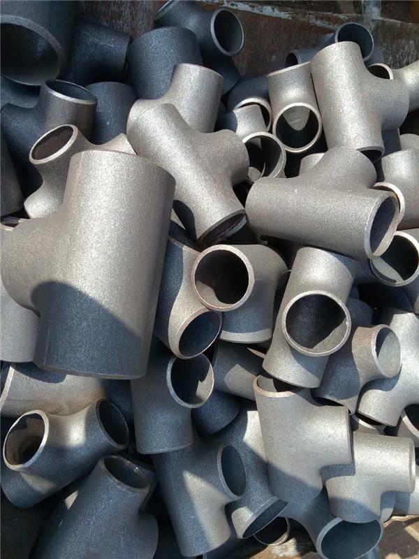 三门峡对焊三通大量现货质优价廉