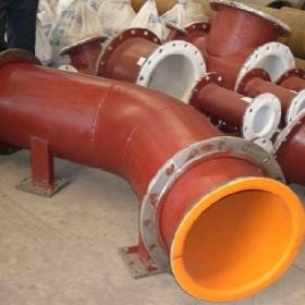 污水脱硫衬塑管道大量批发价格便宜