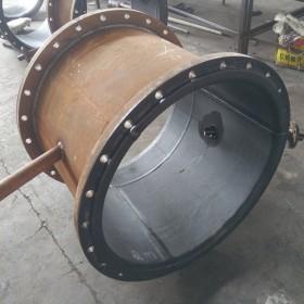 吴江高品质污水脱硫衬胶钢管价格便宜