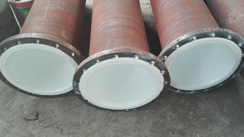 江阴高品质污水脱硫衬塑钢管生产商