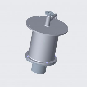 华威泵业 高温熔盐泵 熔盐过滤器MSF-20