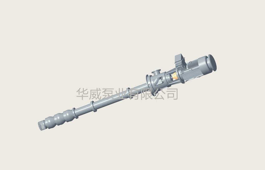 华威泵业 长轴泵HLP-65
