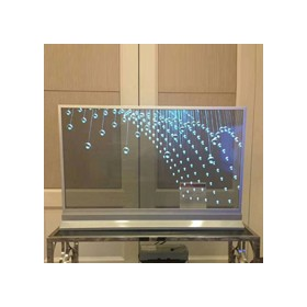 55寸OLED透明屏幕 轻薄显示屏