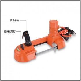FDJ-120气动切割锯价格 便携式气动切割锯