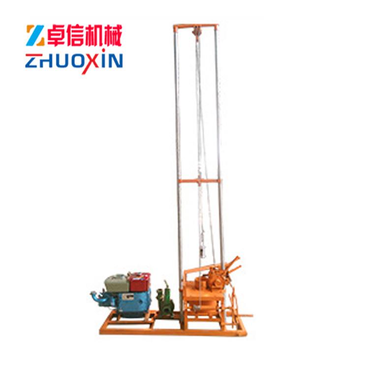 ZT300柴油机打井机价格 家用打水井机