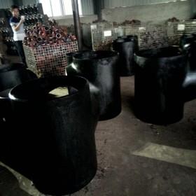宿迁碳钢三通生产工艺及制造