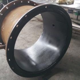 烟台污水脱硫衬胶钢管生产厂家直销