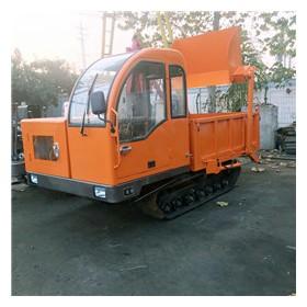 履带运输车 小型农用全地形橡胶履带运输车 水田履带运输车