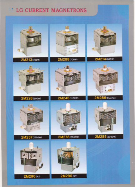 磁控管 2M214