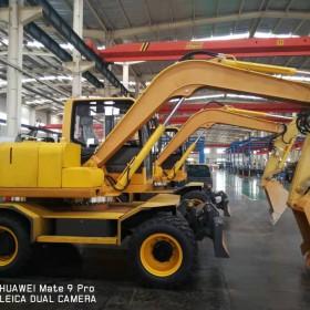 小型挖掘机1吨2吨工程挖机果园挖土钩机