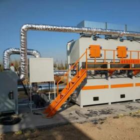 山东绿岛 催化燃烧设备 VOCs催化燃烧设备厂家 性价比高