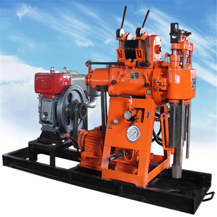 XY-130型液压水井钻机 岩心钻机厂家