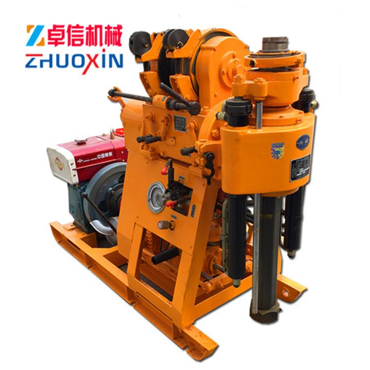XY-200液压岩芯钻机价格 液压水井钻机价格