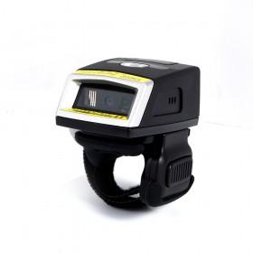 FS02P蓝牙指环扫描器电商物流2D条码扫描器支持三大系统