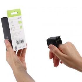 触摸扫描TS02指环蓝牙2D扫描器手机微信屏幕条码扫描器