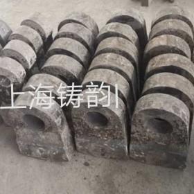 上海铸韵生产的破碎机合金锤头是鹅卵石的克星