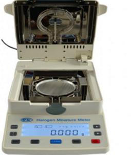 拓科牌台式水分检测仪  卤素水份测试仪