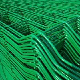 护栏网批发双边丝高速公路护栏铁丝网定制果园圈地养殖隔离围栏网