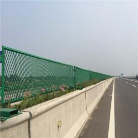 高速公路防眩网 桥梁道路中央隔离交通安全菱形防眩目钢板网厂家