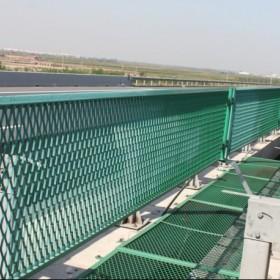 防眩网高速公路桥梁隔离防护防眩网菱形框架网状高速防眩网防护网