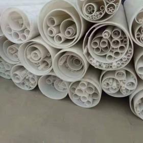 厂家批发聚丙烯管材pp防腐管pp塑料管
