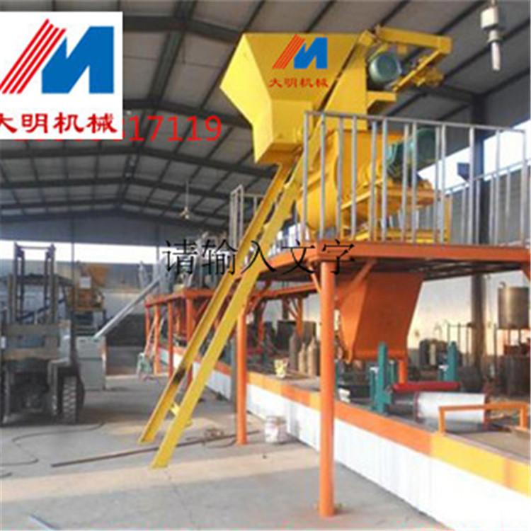 fs保温板设备 fs保温一体板设备 免拆功能强