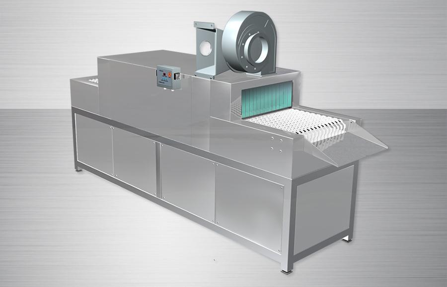 YZ-805全自动商用洗碗机网带平放式