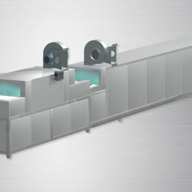 YZ-602清洗、烘干、消毒一体型全自动商用洗碗机