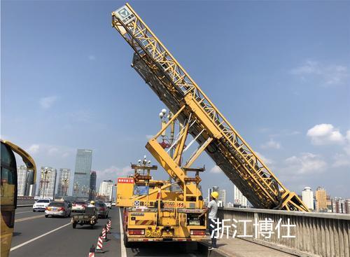 南京桥检车出租,选择浙江博仕选择专业