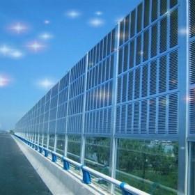 供应各种材质声屏障公路隔音墙专业隔音高架桥隔音屏小区隔音屏障