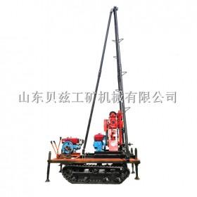 贝兹50SL履带液压岩心钻机 钻塔式地质勘探设备 工程检测