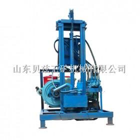 专业生产小型折叠式水井钻机 水文地质钻机 方便省水省力