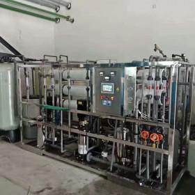 上海太阳能光伏用水设备,单晶硅加工环保edi超纯水设备