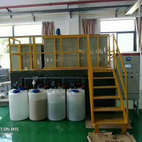 泰州乳化液生产供应一体化污水处理设备