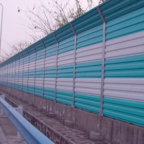 声屏障厂家批发高速公路声屏障小区降噪隔音墙城市轻轨吸声声屏障