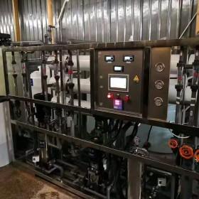 南京汽车配件电镀涂装供应环保edi超纯水设备