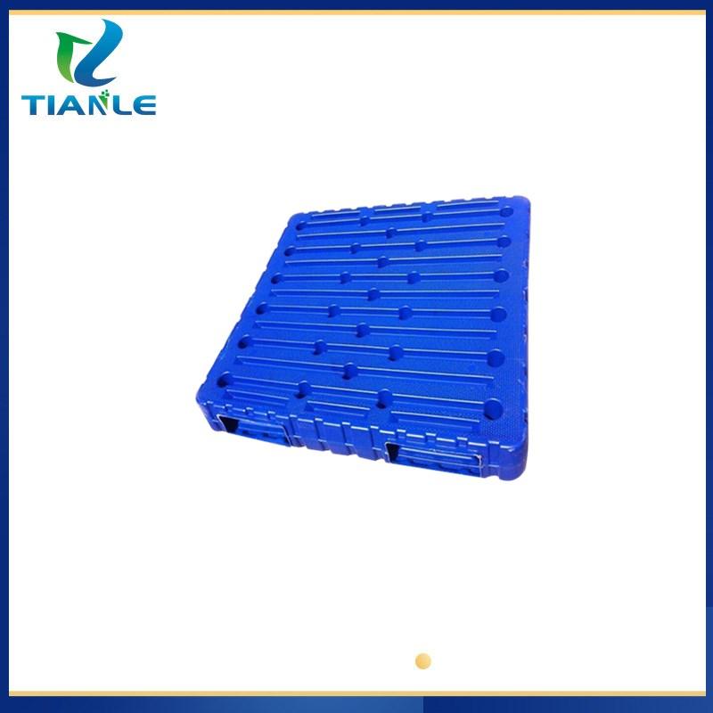 平舆塑料周转托盘平舆塑料板子平舆九脚吹塑托盘