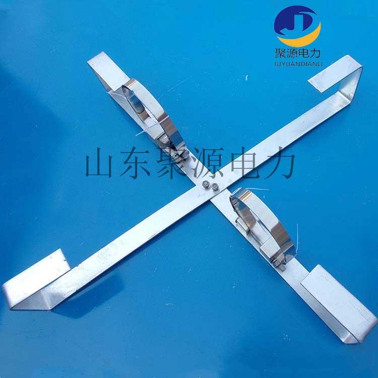 光缆余缆架杆用内盘式余缆架 光缆金具配件 光缆预留架