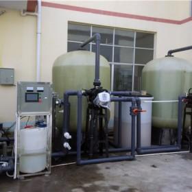 扬州酒店燃气锅炉供应环保全自动软化水设备