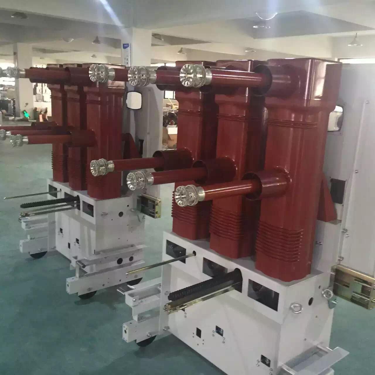 广西南宁ZN85-40.5手车式断路器厂家