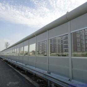 高速公路声屏障 高架桥金属吸音声屏障厂家直销道路隔音墙声屏障