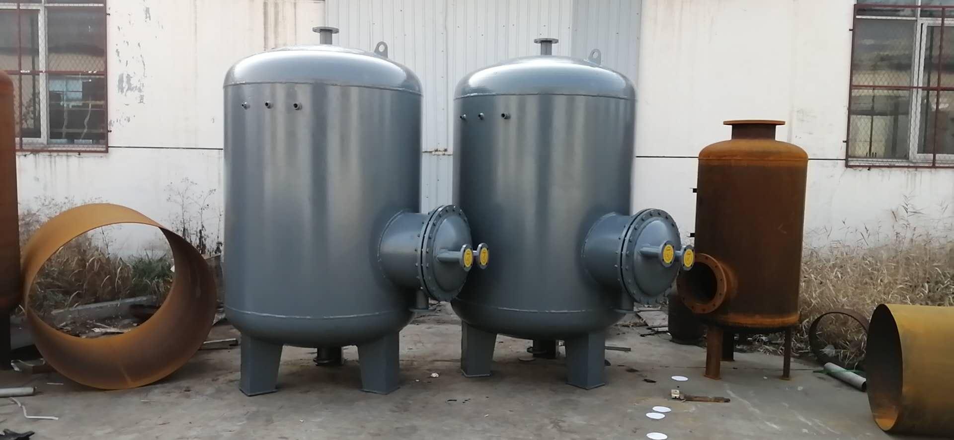 河北小区供暖机组板式换热器HRJZ-1