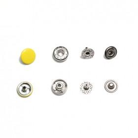 厂家直销 金属钮扣 喷漆电镀金属钮扣 四合钮扣