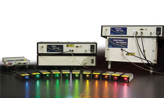 可见光光纤激光器新特光电有售