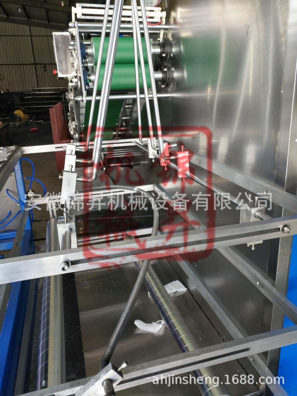 安徽JS-1200无纺布床单折叠机 浴巾折叠机可加工生产