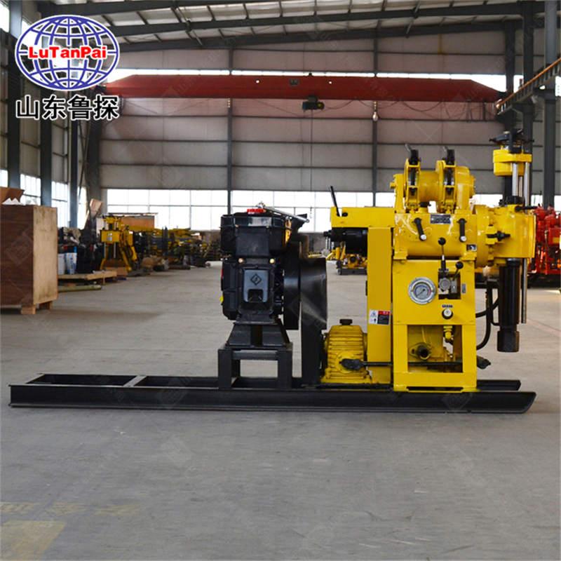 供应HZ-130Y百米钻机地质勘探钻机岩芯取样钻机