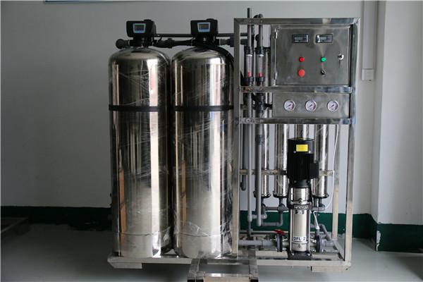 杭州湿巾厂生产用纯水设备尿不湿生产供应环保纯化水设备厂家定制